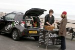 The Coffee2Go Toyota iQ
